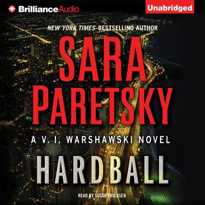 Hardball Audiobook, by Sara Paretsky