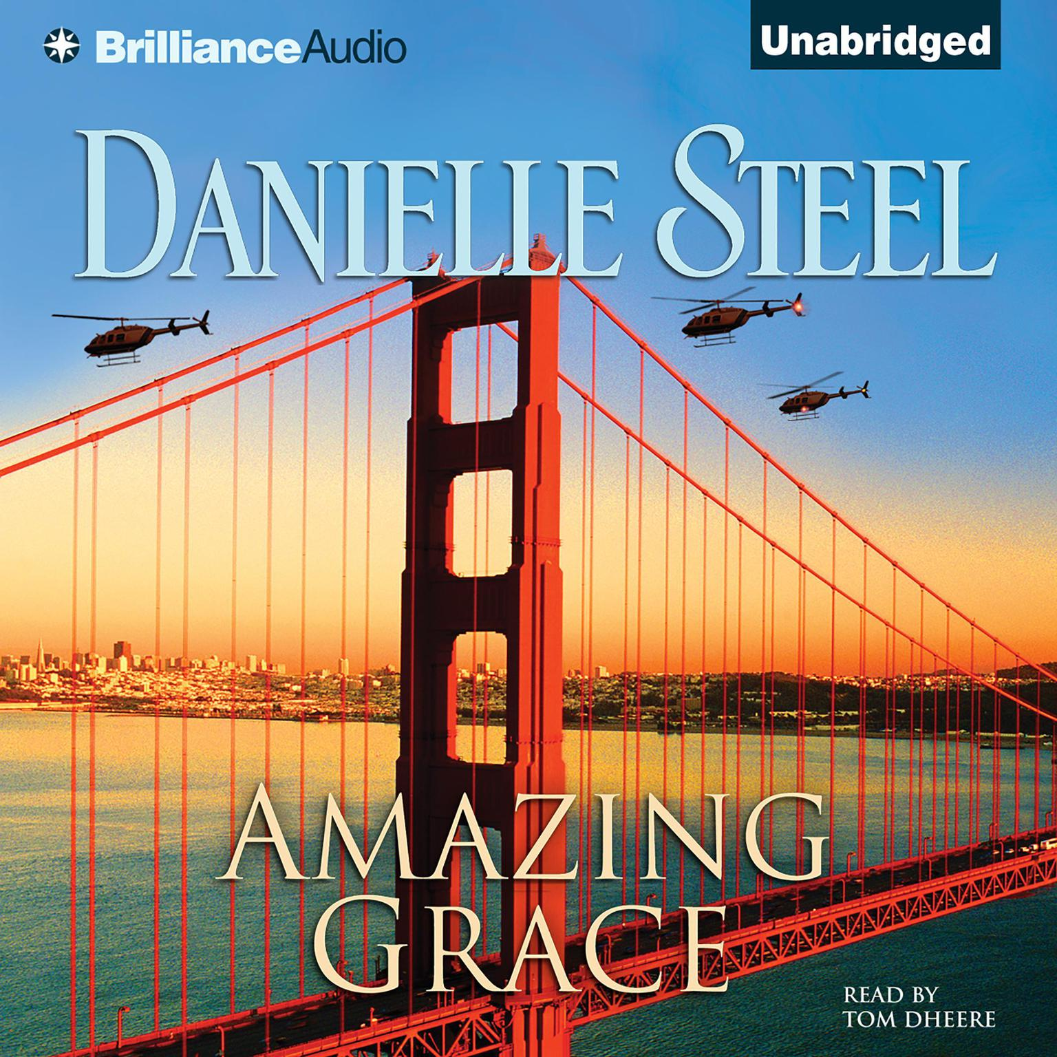 Printable Amazing Grace Audiobook Cover Art