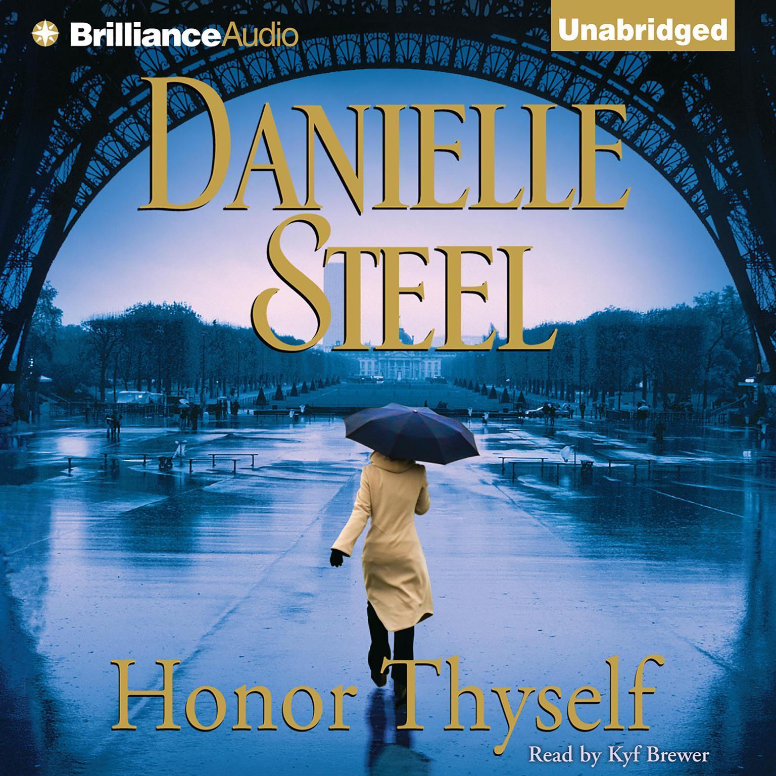 Printable Honor Thyself Audiobook Cover Art