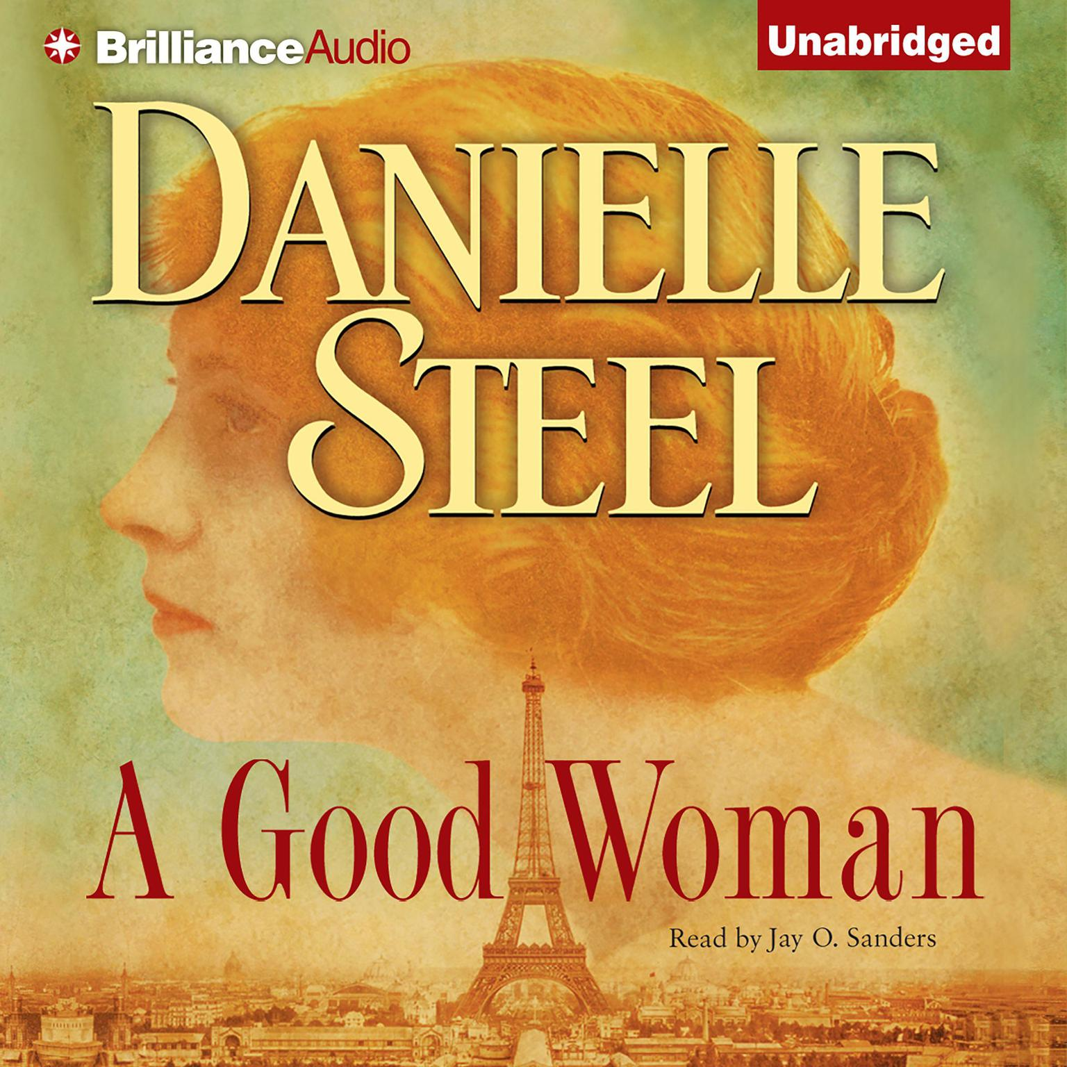 Printable A Good Woman Audiobook Cover Art