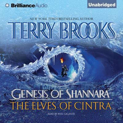 The Elves of Cintra: Genesis of Shannara Audiobook, by Terry Brooks