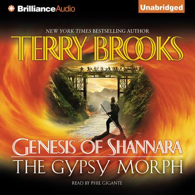 The Gypsy Morph Audiobook, by Terry Brooks