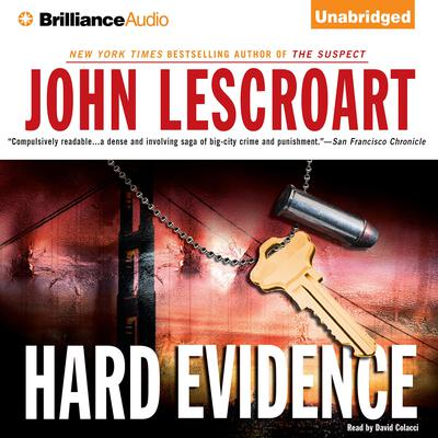 Hard Evidence Audiobook, by