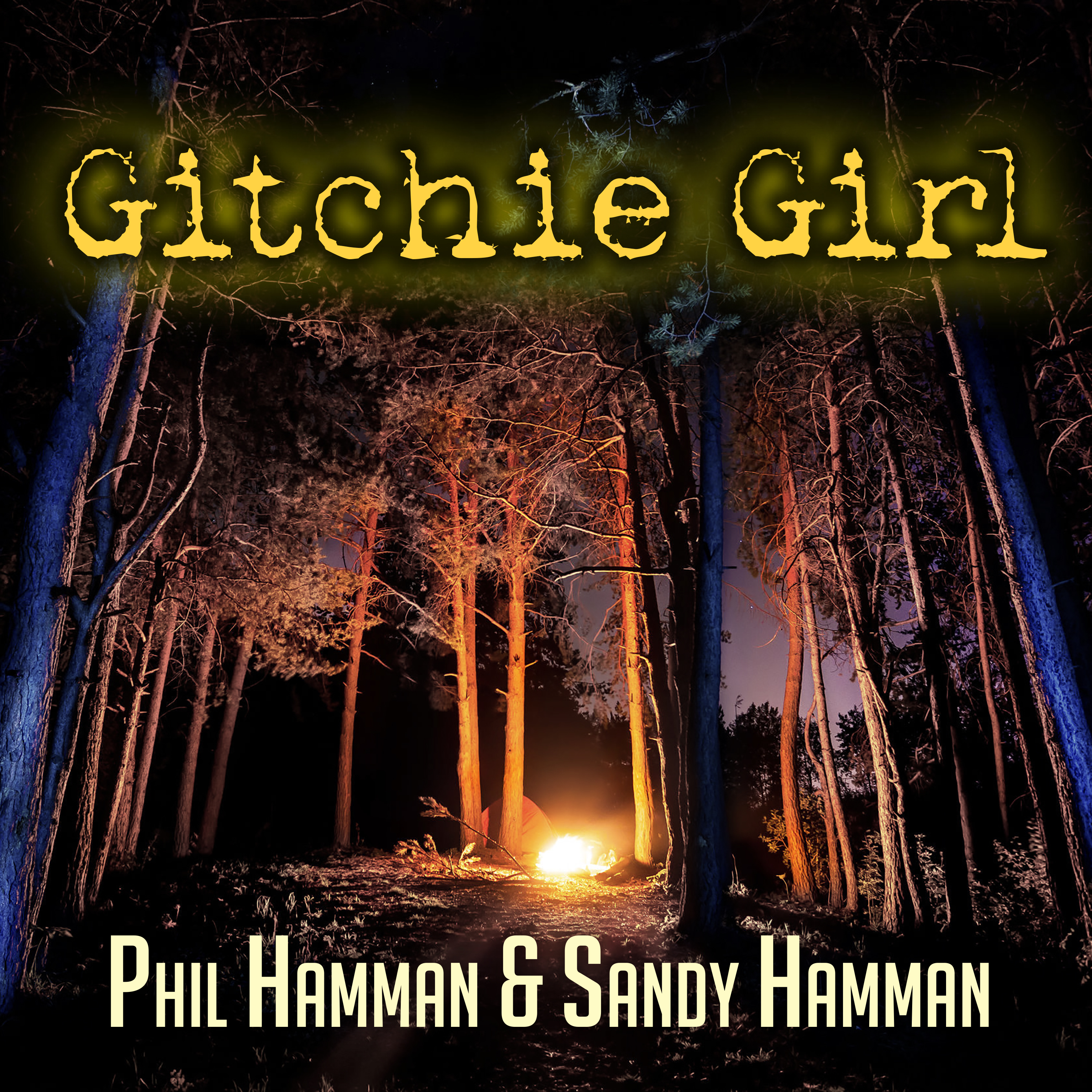 Printable Gitchie Girl: The Survivor's Inside Story of the Mass Murders that Shocked the Heartland Audiobook Cover Art