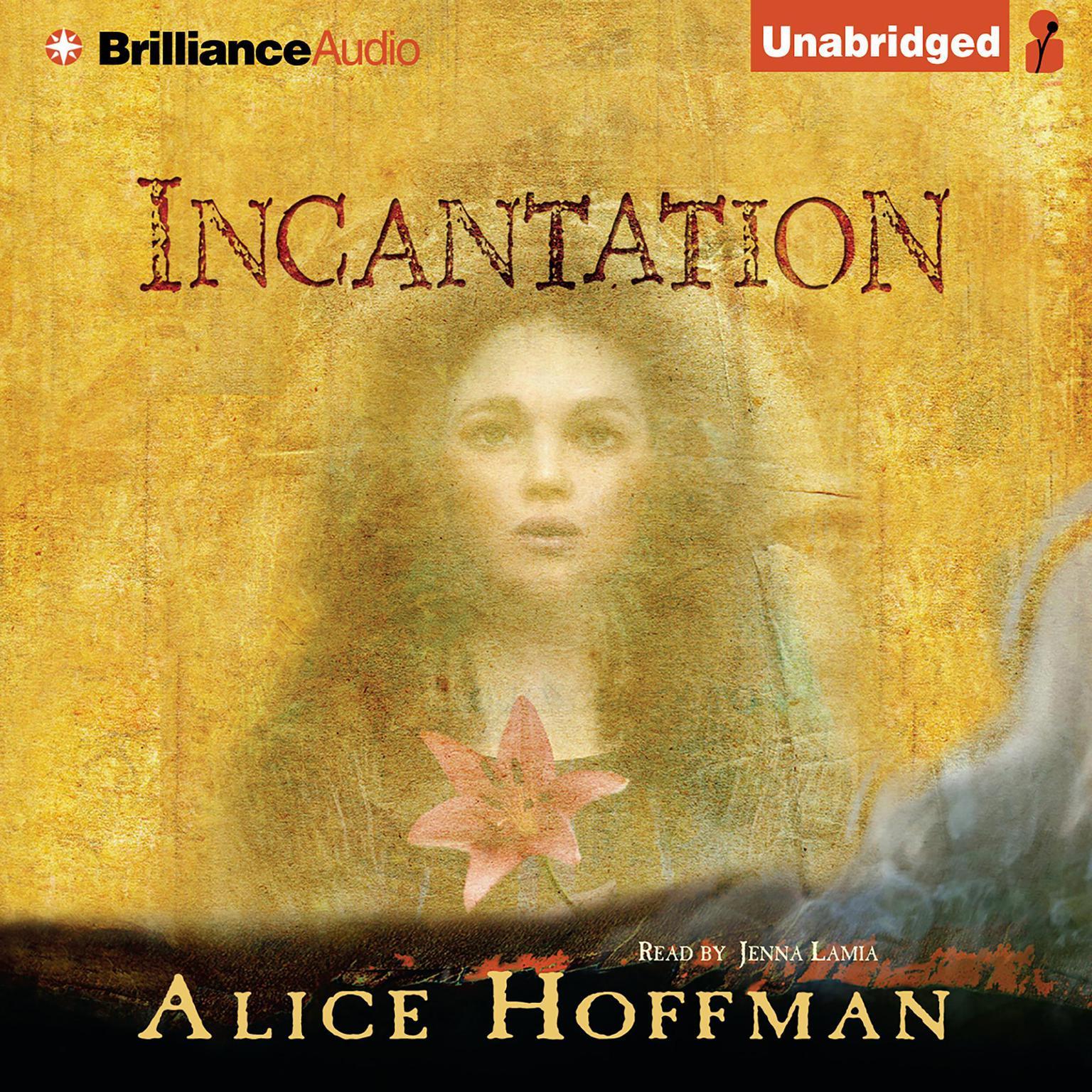 Printable Incantation Audiobook Cover Art