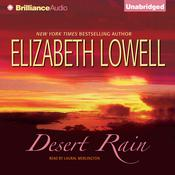 Desert Rain Audiobook, by Elizabeth Lowell