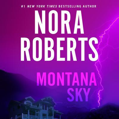 Montana Sky Audiobook, by Nora Roberts