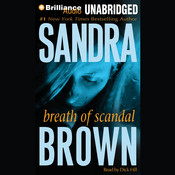 Breath of Scandal Audiobook, by Sandra Brown
