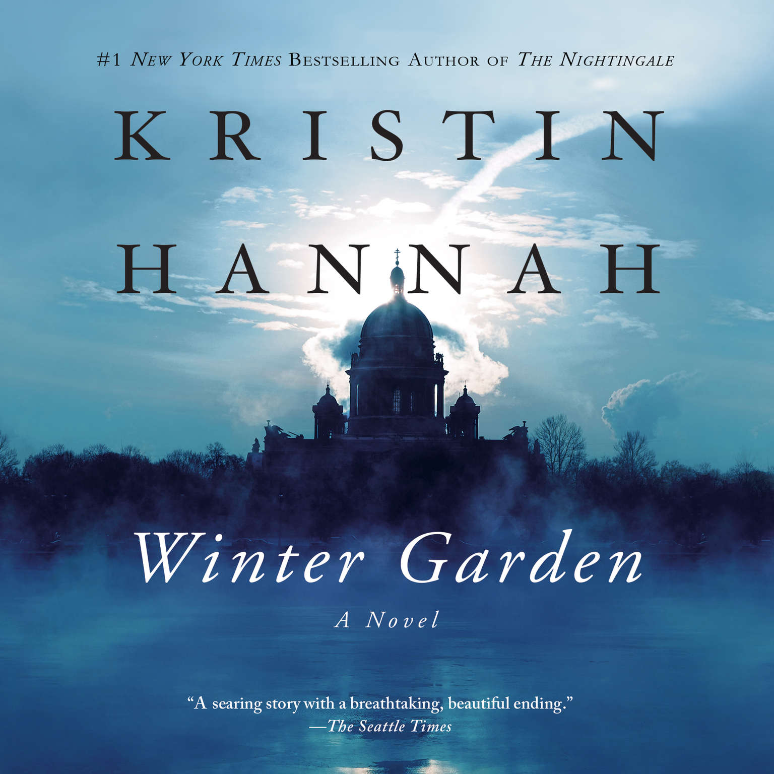 Printable Winter Garden: A Novel Audiobook Cover Art