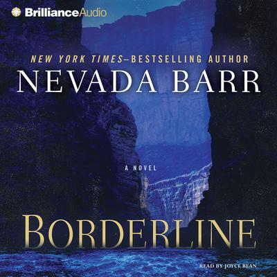 Borderline Audiobook, by Nevada Barr