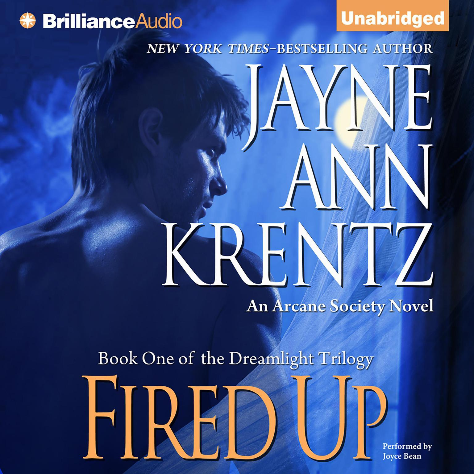 Printable Fired Up: An Arcane Society Novel Audiobook Cover Art