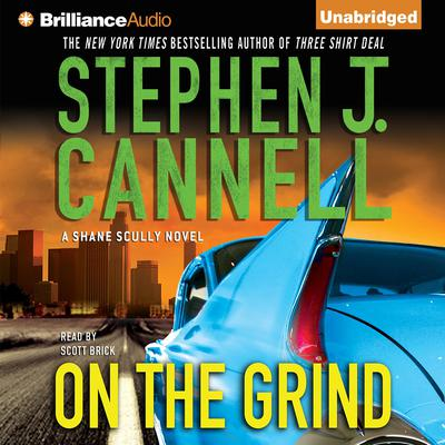 On the Grind Audiobook, by Stephen J. Cannell