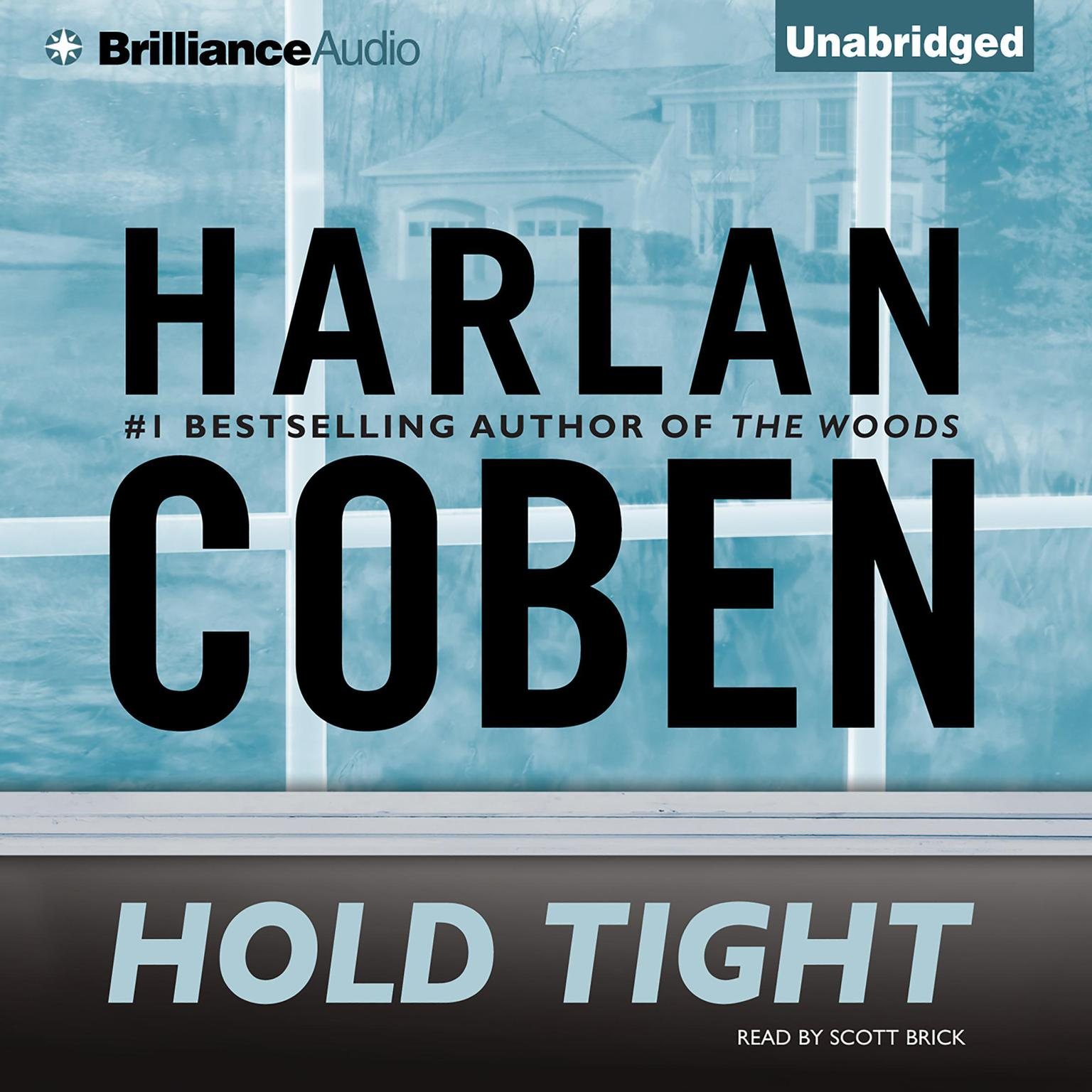Printable Hold Tight Audiobook Cover Art