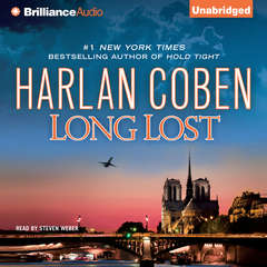 Long Lost Audiobook, by Harlan Coben