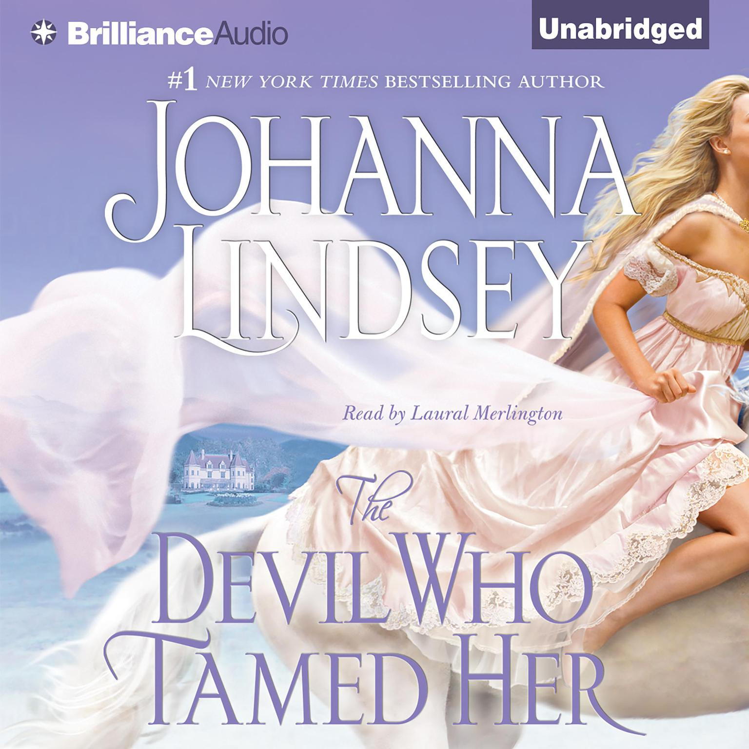 Printable The Devil Who Tamed Her Audiobook Cover Art