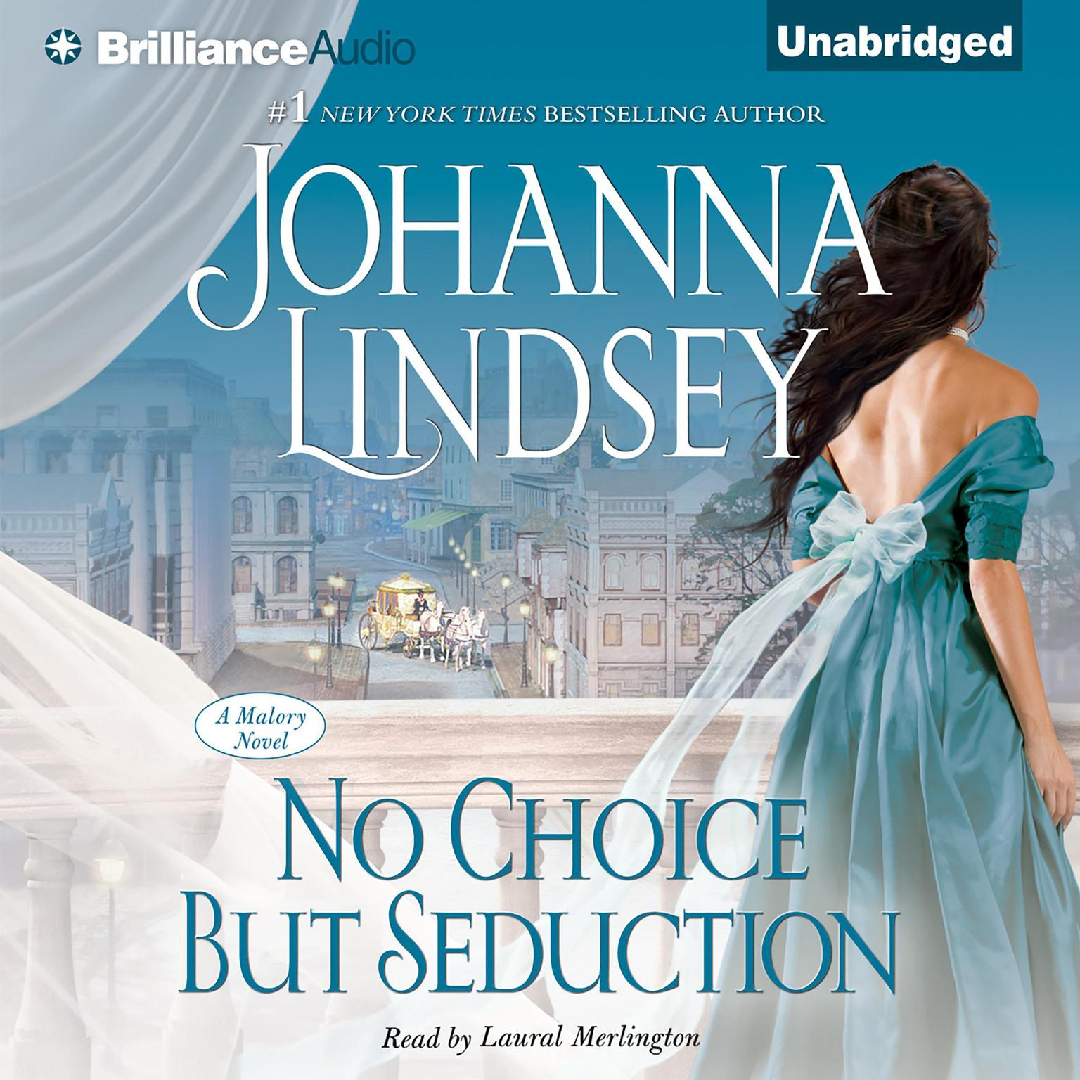 Printable No Choice But Seduction Audiobook Cover Art