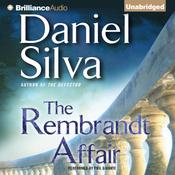 The Rembrandt Affair, by Daniel Silva