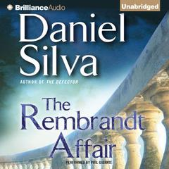 The Rembrandt Affair Audiobook, by Daniel Silva