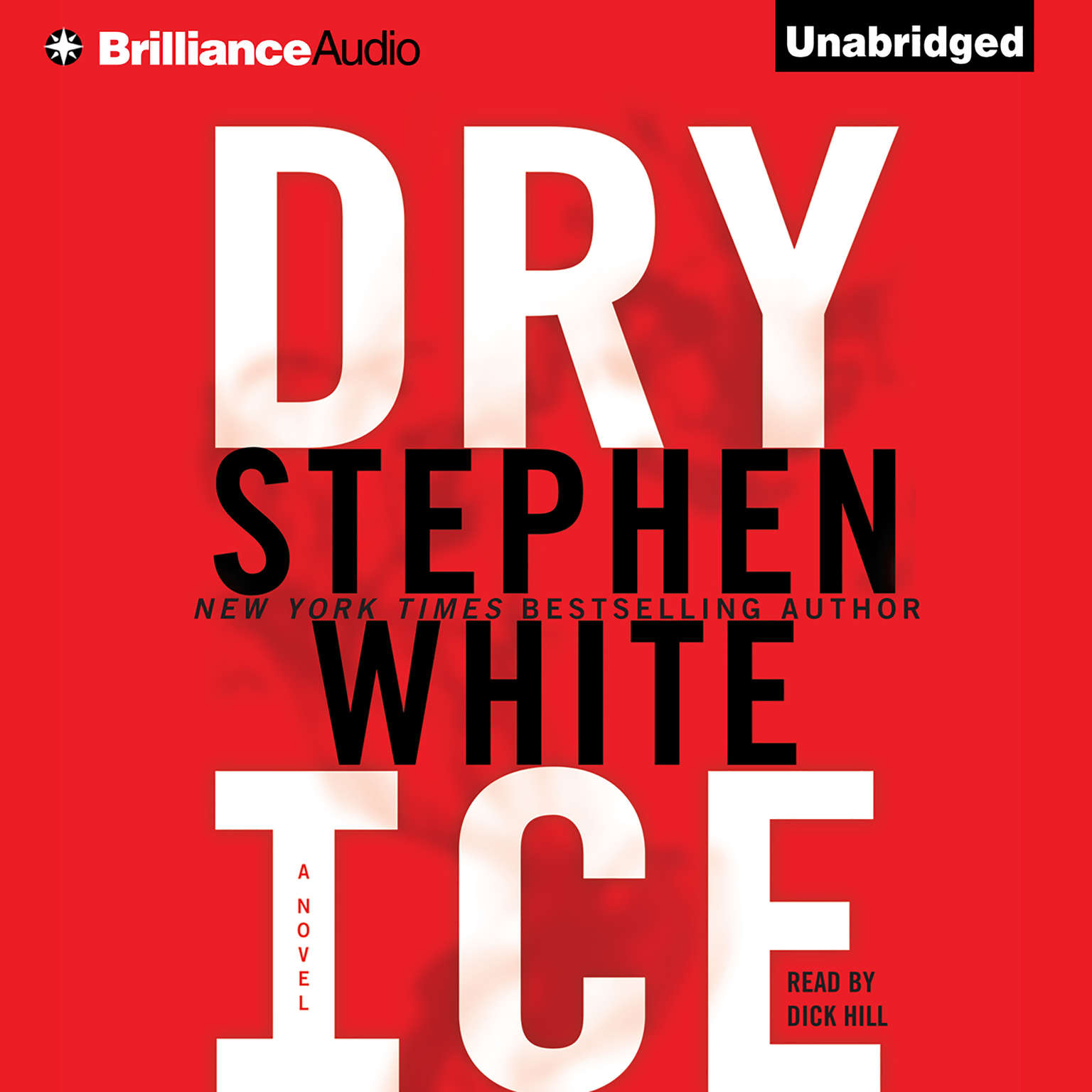 Printable Dry Ice Audiobook Cover Art