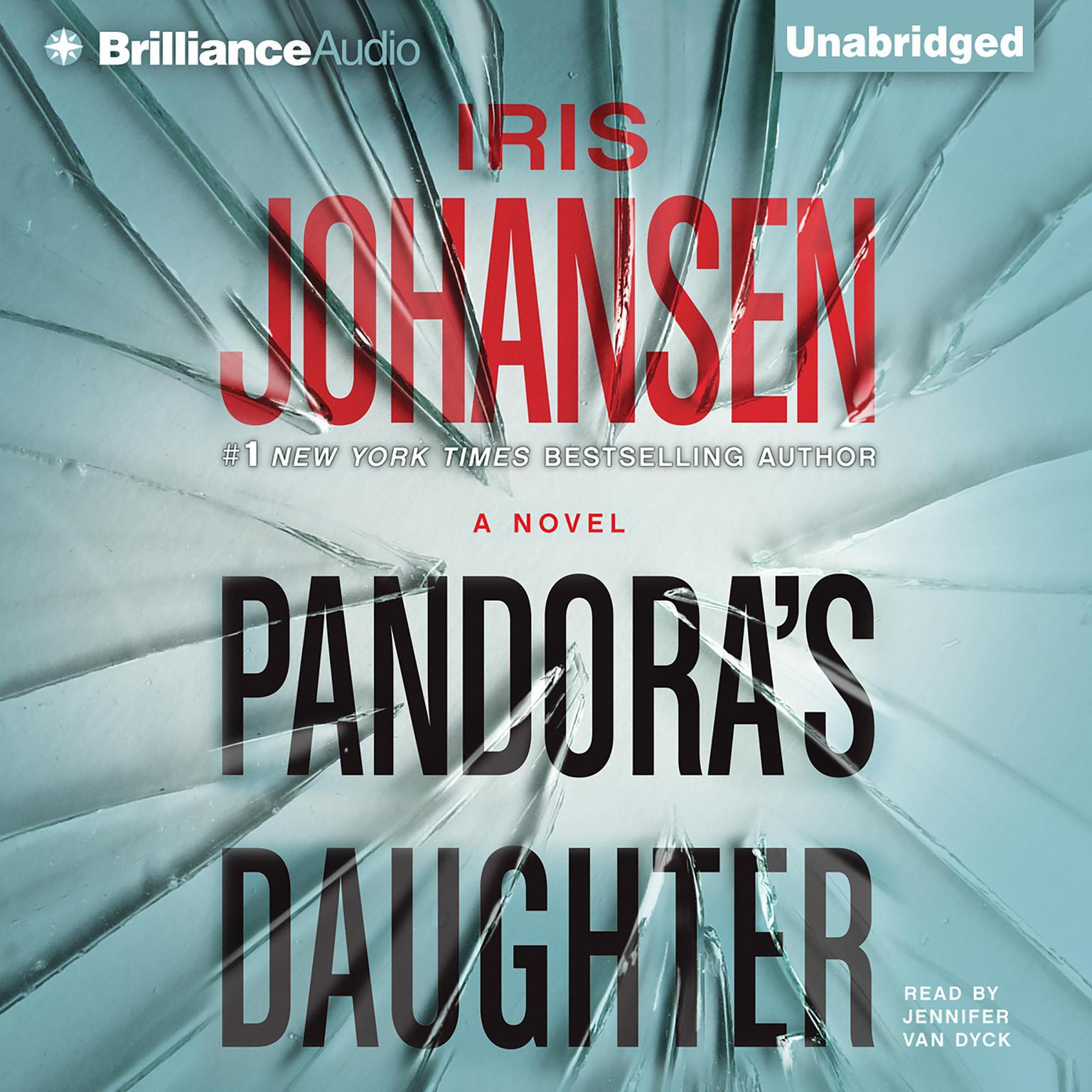 Printable Pandora's Daughter: A Novel Audiobook Cover Art