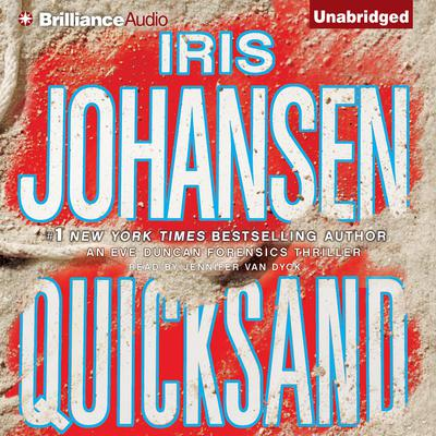 Quicksand Audiobook, by Iris Johansen
