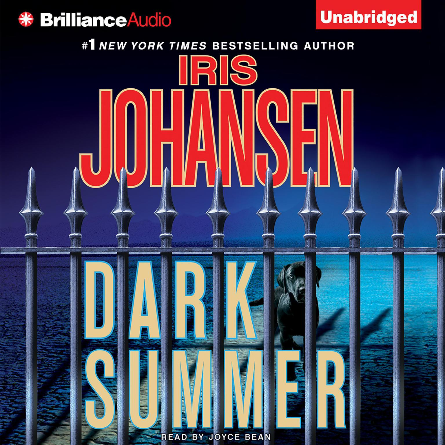 Printable Dark Summer Audiobook Cover Art