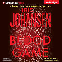 Blood Game Audiobook, by Iris Johansen