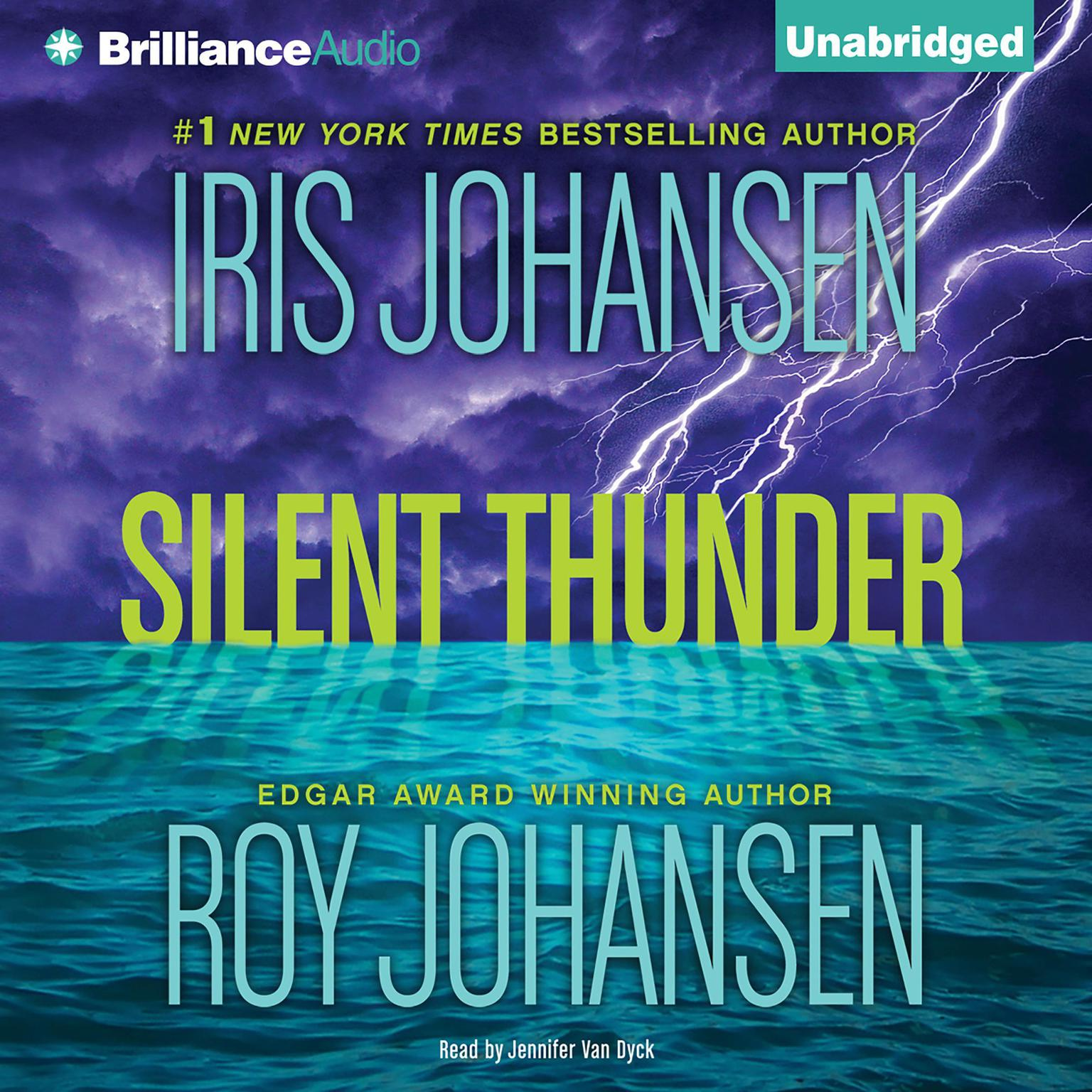 Printable Silent Thunder Audiobook Cover Art