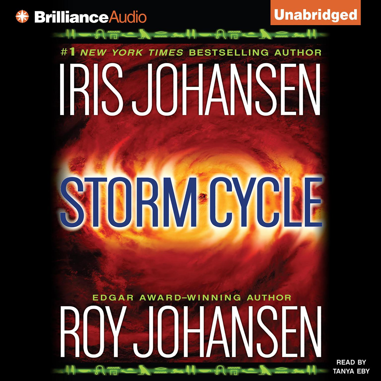 Printable Storm Cycle Audiobook Cover Art
