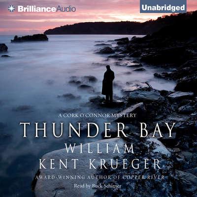 Thunder Bay: A Cork OConnor Mystery Audiobook, by William Kent Krueger