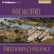 Freedoms Challenge Audiobook, by Anne McCaffrey