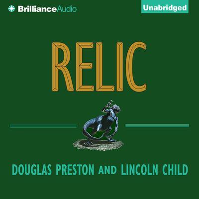 Relic Audiobook, by Douglas Preston