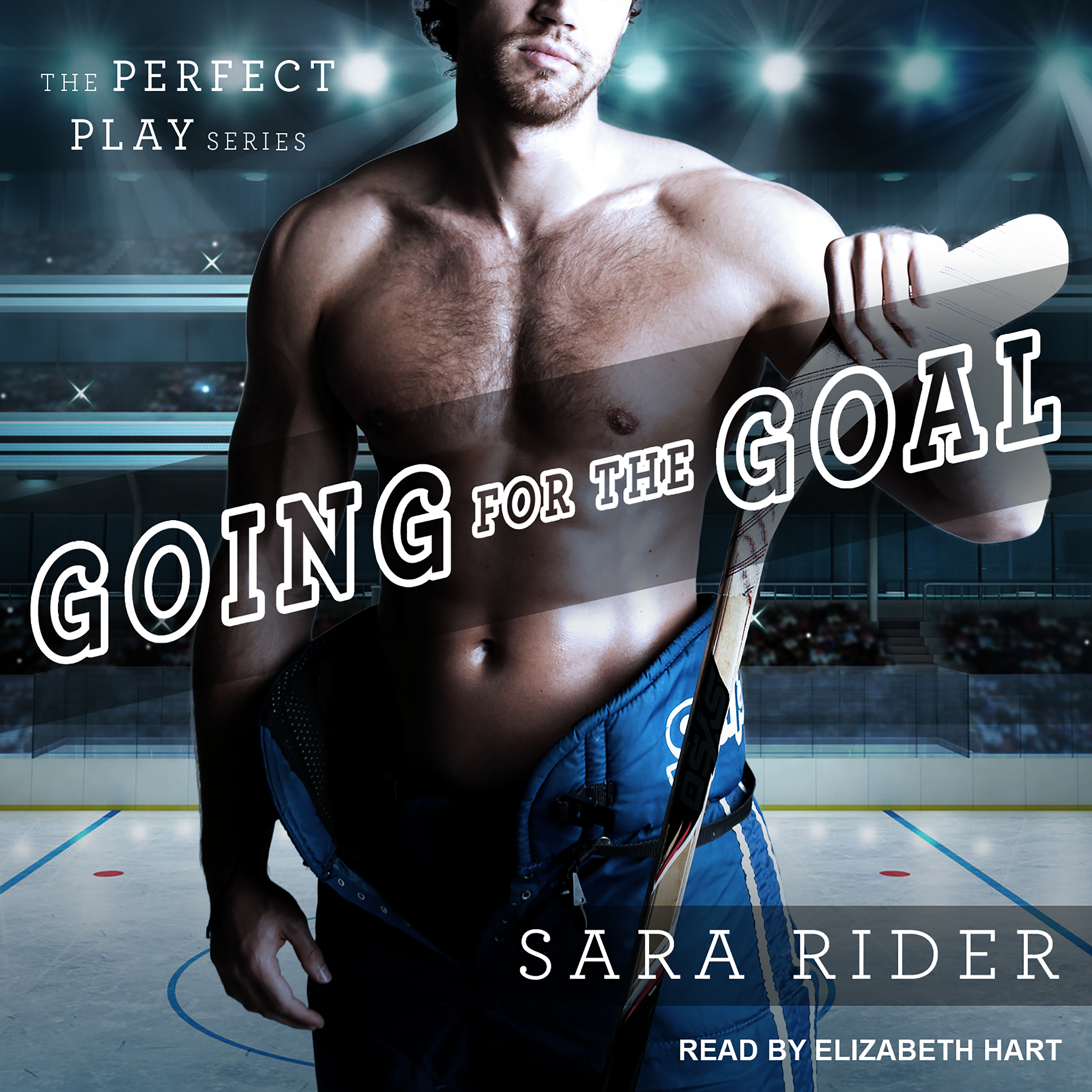 Printable Going for the Goal Audiobook Cover Art