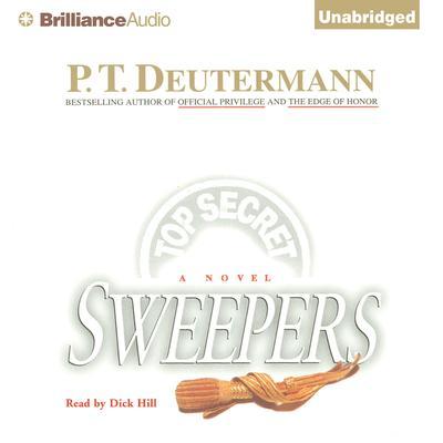 Sweepers Audiobook, by P. T. Deutermann
