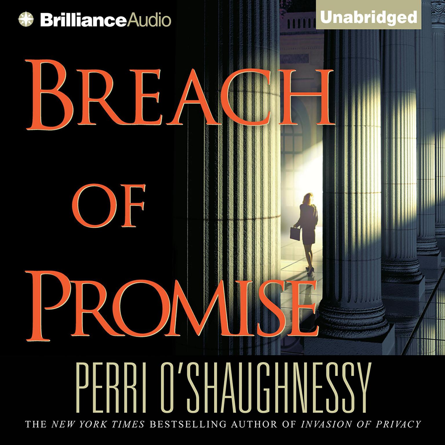 Printable Breach of Promise Audiobook Cover Art
