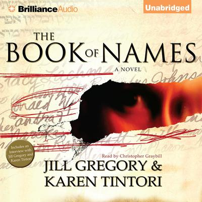The Book of Names: A Novel Audiobook, by Jill Gregory