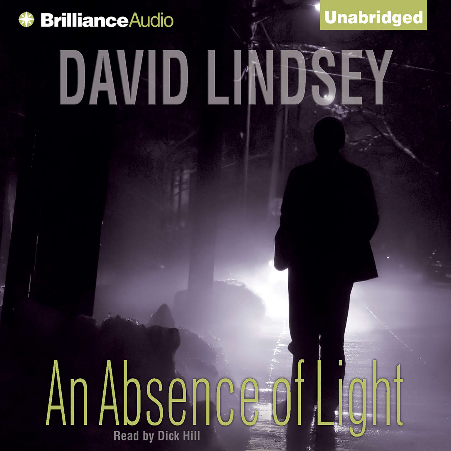 Printable An Absence of Light Audiobook Cover Art