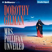 Mrs. Pollifax Unveiled Audiobook, by Dorothy Gilman