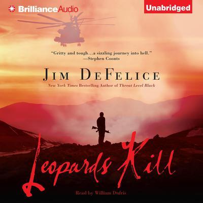 Leopards Kill Audiobook, by Jim DeFelice