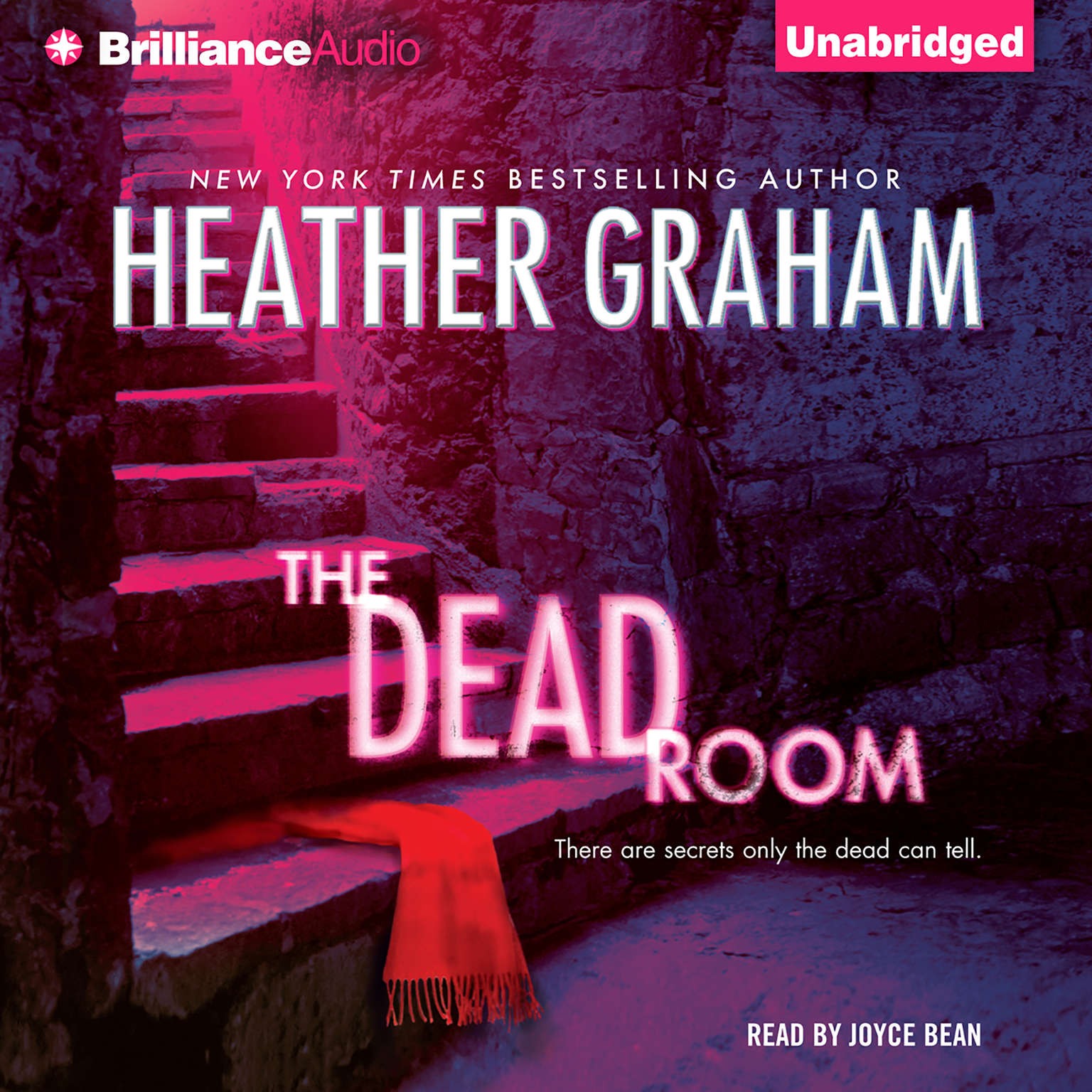 Printable The Dead Room Audiobook Cover Art