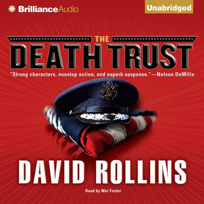 The Death Trust Audiobook, by David Rollins