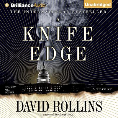 A Knife Edge Audiobook, by David Rollins