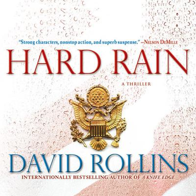 Hard Rain Audiobook, by David Rollins