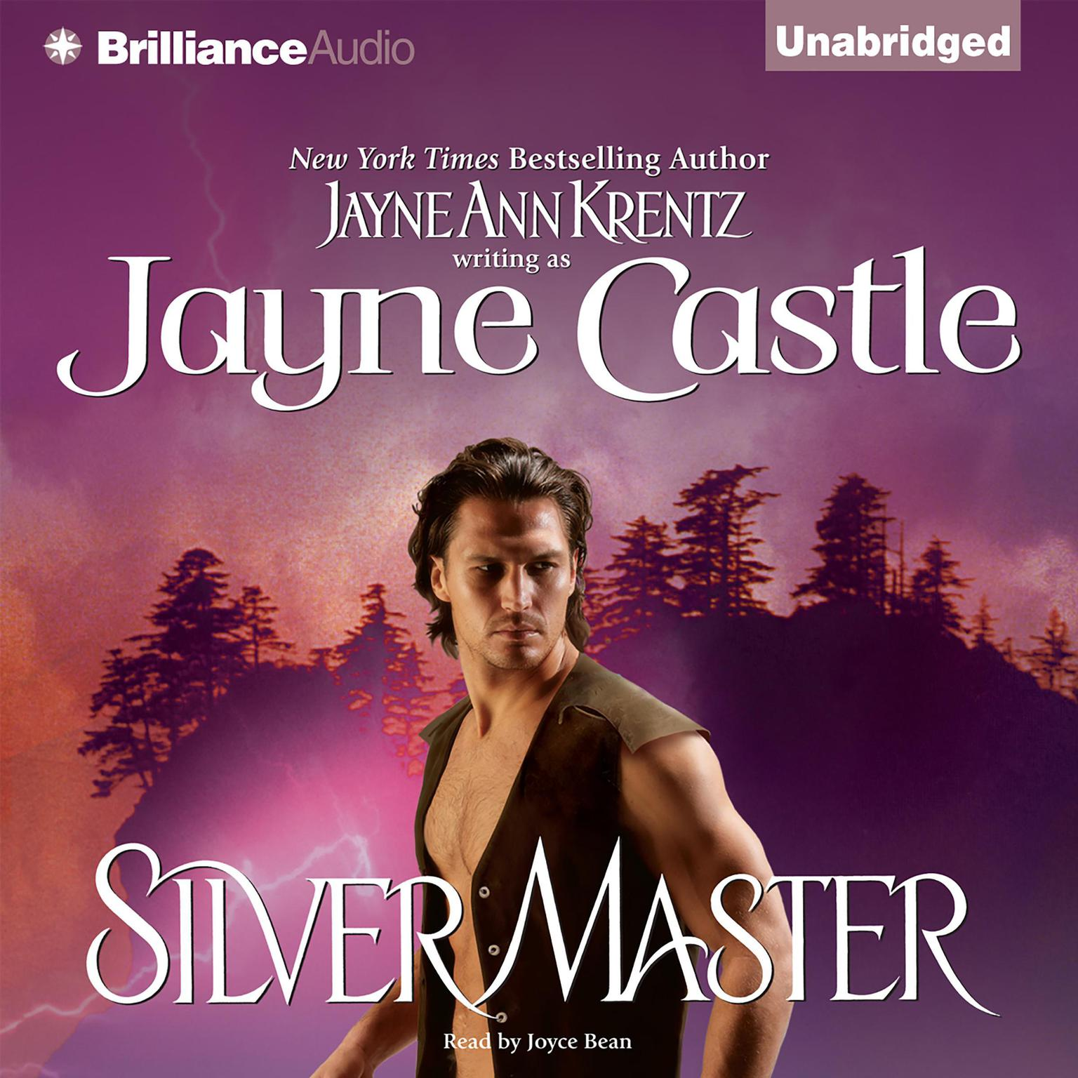 Printable Silver Master Audiobook Cover Art