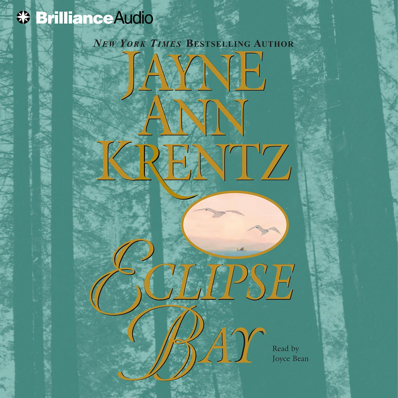 Printable Eclipse Bay Audiobook Cover Art