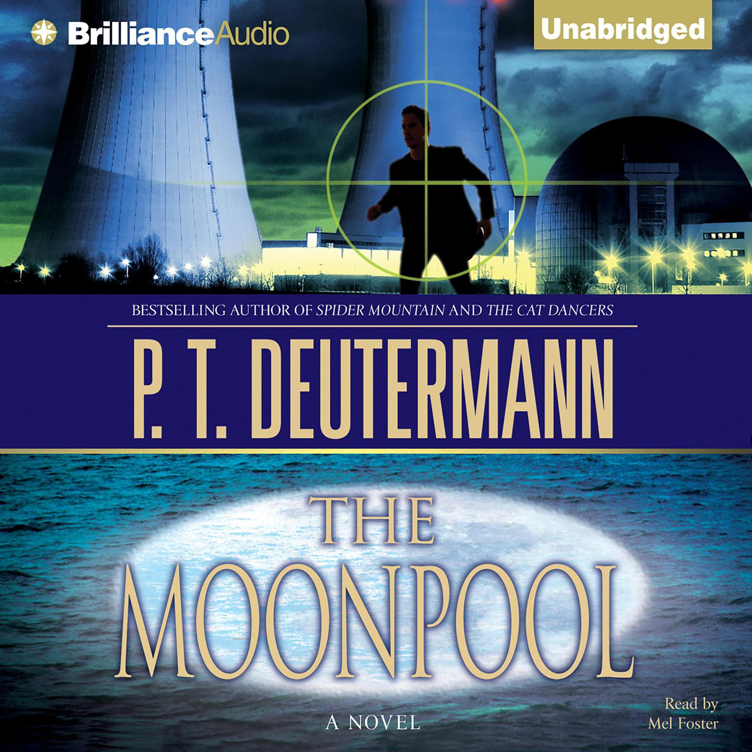 Printable The Moonpool Audiobook Cover Art