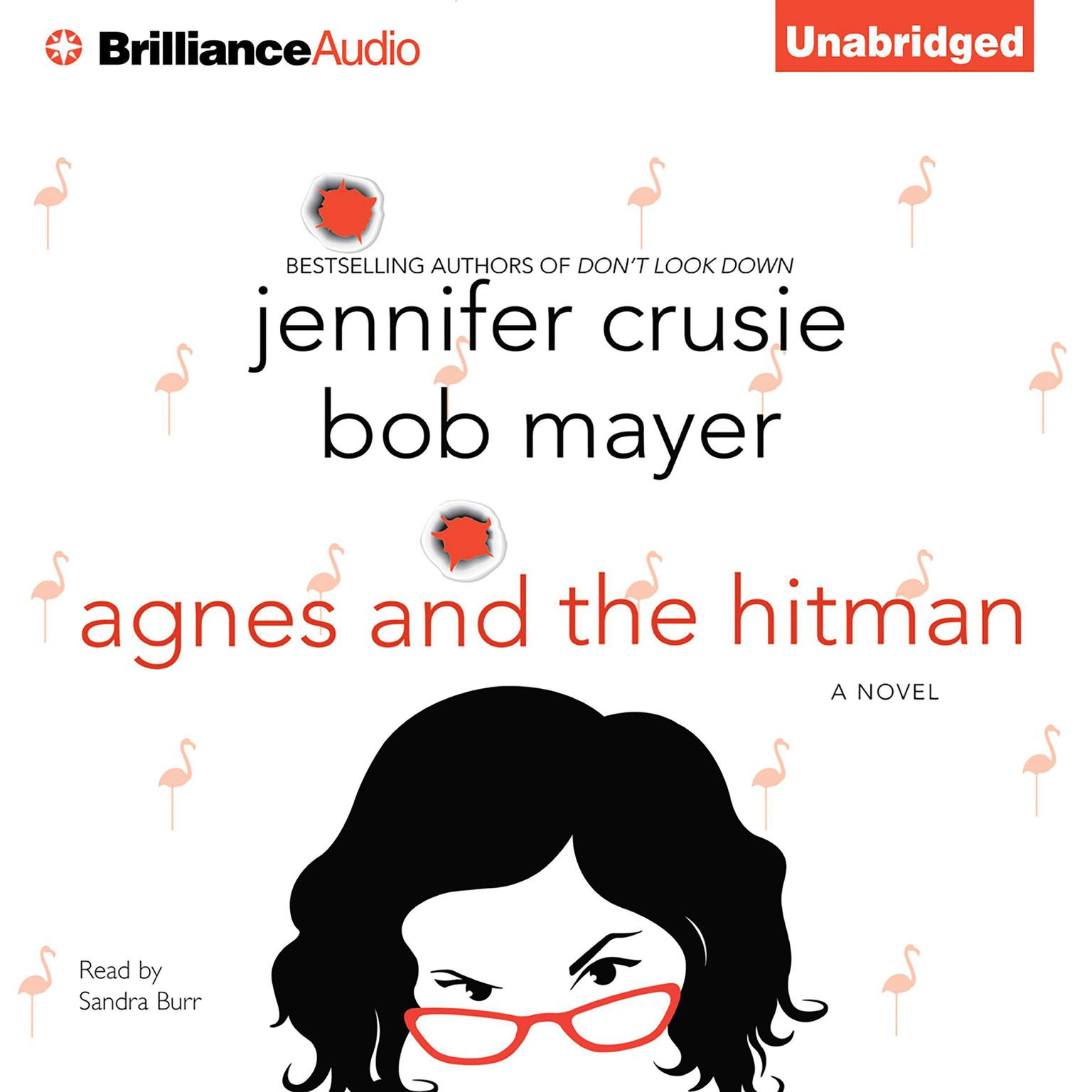 Printable Agnes and the Hitman Audiobook Cover Art