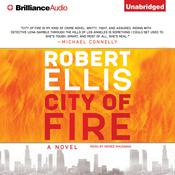 City of Fire: A Novel Audiobook, by Robert Ellis
