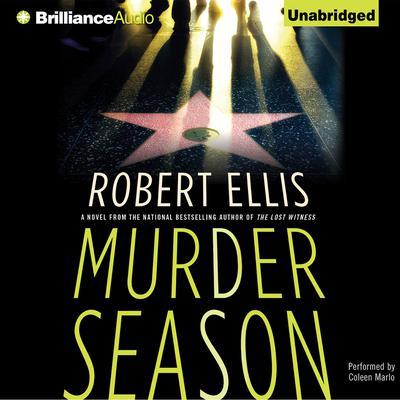Murder Season Audiobook, by Robert Ellis