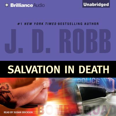 Salvation in Death Audiobook, by J. D. Robb